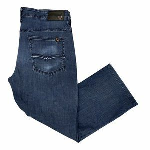 Buffalo David Bitton Jeans Men's 38x28 Straight Leg